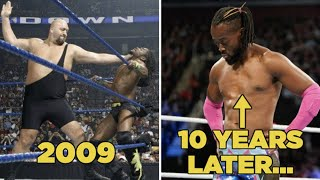 10 Ways Wrestlers' Bodies Changed Forever Because Of Wrestling