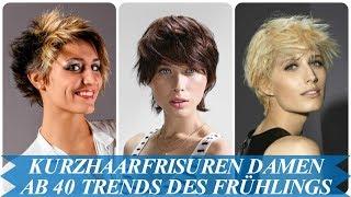 Kurzhaarfrisuren Frauen Ab 40 Free Video Search Site Findclip