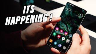Samsung Galaxy S21 - Insane Displays!