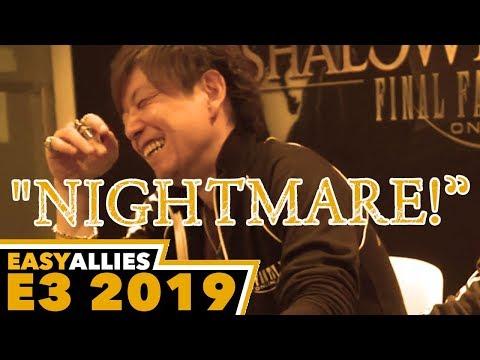 FF XIV: Shadowbringers Naoki Yoshida Interview - E3 2019