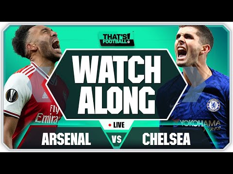 ARSENAL vs CHELSEA With Mark Goldbridge LIVE | FA CUP FINAL