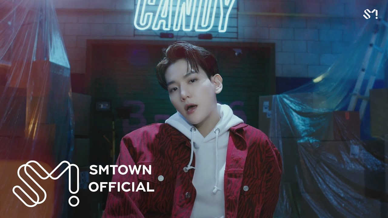 Candy MV Lyrics