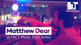 Matthew Dear - Live @ FACT Music Pool Series, WetYour Self, Barcelona 2016