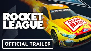 Rocket League - Official NASCAR 2021 Trailer by IGN