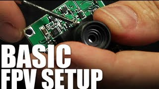 Flite Test - Basic FPV Setup - FAST TIP