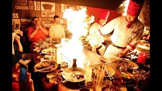 MY FIRST TIME AT BENIHANA! (GONE WRONG)