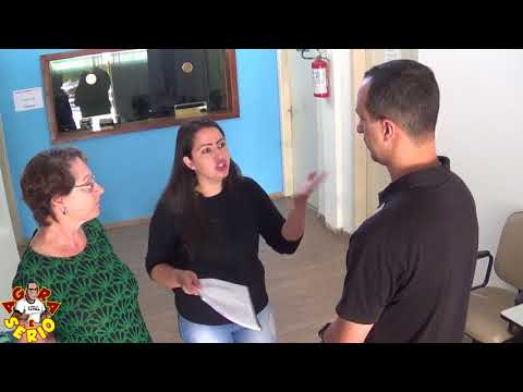Associação dos Moradores do Bairro do Engano (Serra do Cafezal ) protocolando denúncia na Prefeitura de Juquitiba contra a Miracatiba