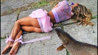 Фото девушек на рыбалке зимой