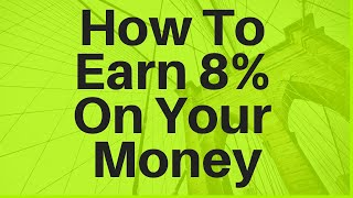 How To Earn 8% On Your Money With USDC