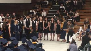 HHS Grad 2016  Dont Stop Believing By ToC