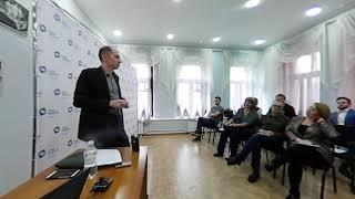 Михаил Акинченко в Омске
