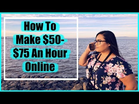 "(2018) Best Way To Make Money Online ""How To Make Money Online Fast! Get Paid Daily!"