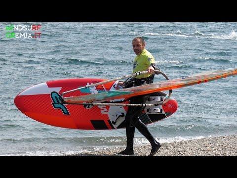 Windsurf – Boards & Salils Tests. Cremia 22/04/2016