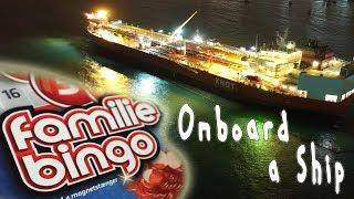 BINGO Onboard a Tanker Ship