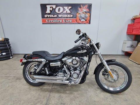 2010 Harley-Davidson Dyna® Super Glide® Custom in Sandusky, Ohio - Video 1