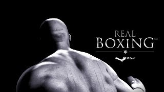 Real Boxing video