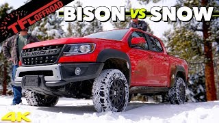 The Chevy ZR2 Bison Is The ULTIMATE GM Off-Roader. Here's Why!