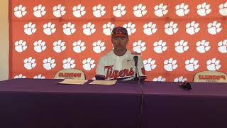 Clemson Baseball || Lee, Askew, Byrd - 3/17/19