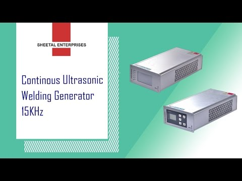 Ultrasonic Generator Box 15khz