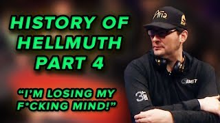 HELLMUTH LOSING HIS MIND [[PART 4]]