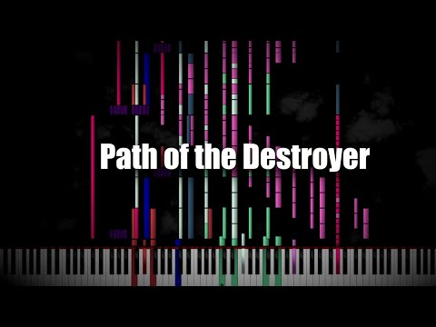 【Dex & Daina】 Path of the Destroyer 【Vocaloid Original】