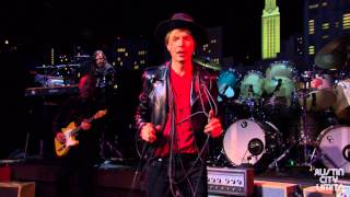 """Beck On Austin City Limits """"Where It's At"""""""