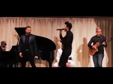 David Bisbal ft  Sebastián Yatra...A Partir de Hoy..En Vivo HD.