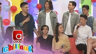 ASAP Chillout: Does MayWard believe in love at first sight?