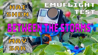 """Between """"Maysak"""" and """"Haishen"""" typhoons   GoPro FPV DRONE FREESTYLE"""