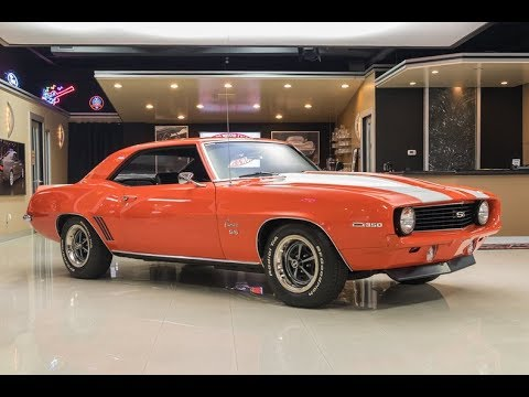 1969 Chevrolet Camaro for Sale - CC-1019022
