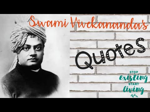 They alone live, who live for others || Quotes of SWAMI VIVEKANANDA