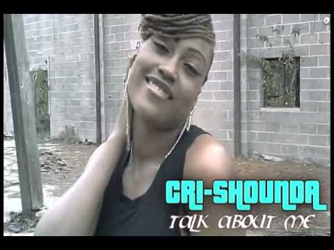 "Cri-Shounda-""Talk About Me"" Official Music Video"