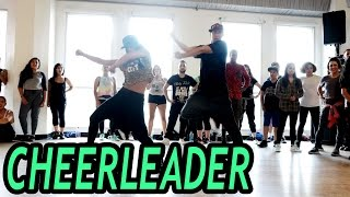 CHEERLEADER - OMI Dance Video | @MattSteffanina Choreography (Beg/Int)