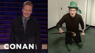 Conan's St. Patrick's Day Monologue - CONAN on TBS