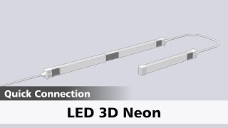 Low Voltage LED Neon Light Guide