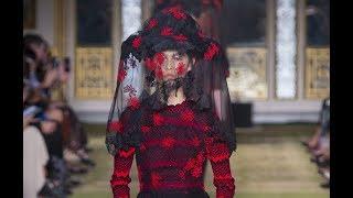 SIMONE ROCHA Spring Summer 2019 Highlights London - Fashion Channel