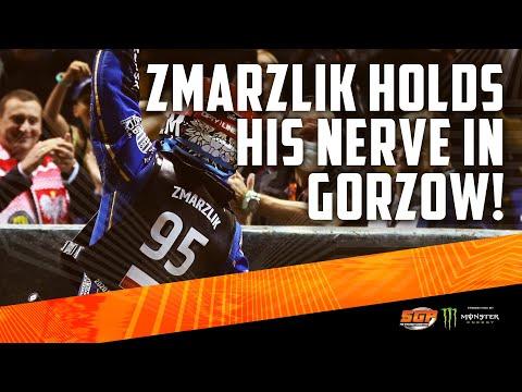 Wideo1: Zmarzlik wygrywa w Gorzowie! - FIM Speedway Grand Prix