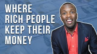 Where Do Rich People Keep Their Money   This Might Surprise You!