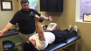 Saving The Shoulder Rehab Chiropractor Kennesaw GA 30144
