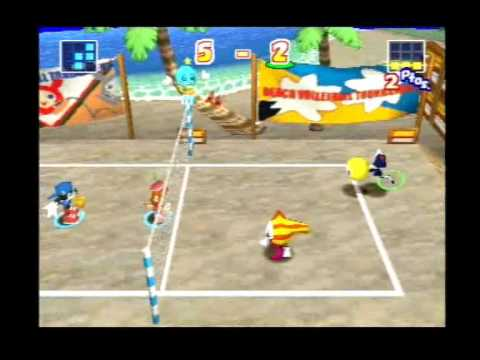 Klonoa Beach Volleyball Playstation