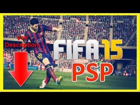 Fifa 15  psp