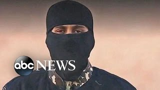 The Hunt for the New 'Jihadi John'
