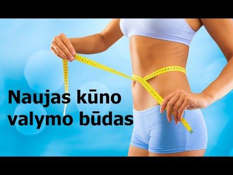 U svorio netekimas