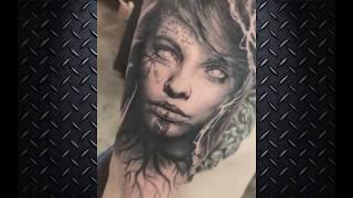 Best Tattoos In The World HD 2017  Part 9    Amazing Tattoo Design Ideas