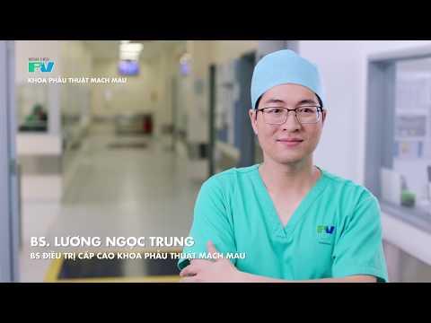 Khoa Phẫu thuật Mạch máu – Bệnh viện FV