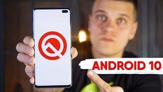 Android 10 Q ПОЛНЫЙ ОБЗОР 🔥 IOS В ПАНИКЕ!