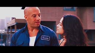 dom & letty fast and furious  feels like home