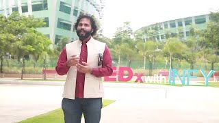 At TEDxThiruvananthapuram Percussionist Varun Venkit spoke to us about how he uses