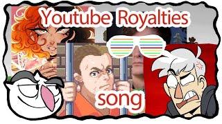 Youtubers Act Like Royalties (Music video)
