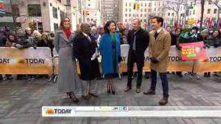 TODAY show (17/01/12)